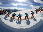 Fantastic winter sports