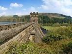 Places to visit - Derwent Dam