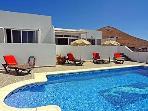 Casita Canaria  with Studio free Wifi  and heated  pool.