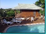 Casita Pool Home on 1.5 Acres & 400 foot Dock/View