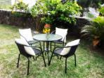 Garden Table, backyard