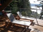 Deck Chaise Lounges