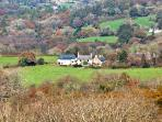 Widecombe Cottage - On the Edge of the Moor