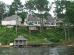 Toledo Bend - Cypress Bend Resort 4 BR Villa - Incredible Lake Views