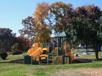 Playgrounds for the kids!
