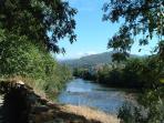 River Sella - local river