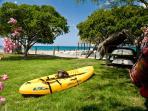 Ocean Kayacks
