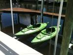 Two Kayaks for YOU