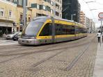 Metro at 800 Meters (Matosinhos Sul Stop)
