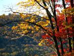 The ridge in October