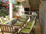 Dine al fresco and show off your BBQ skills