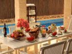 Villa Maya. A Luxury vacation home in Rosh Pina