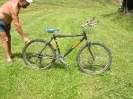 Hire a Mountain Bike