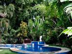 The Blue Villa, the true one