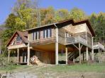 Sharon Spring Cabin