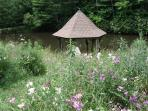 Gazebo at the Pond