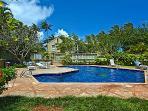 Semi private pool
