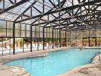 CHEROKEE NIGHTS #132- Indoor Pool at the Resort