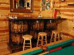 Gatlinburg Cabin with Game Room