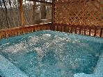 Pigeon Forge XCabin with hot Tub