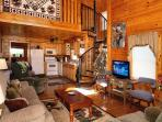 Almost Bearadise #289- Living Room