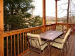 Deck View 'Almost Bearadise' Pigeon Forge, TN