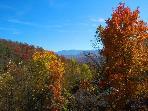 View from Redneck Ritz, Gatlinburg TN