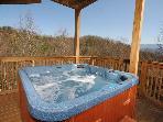 Hot Tub from The Redneck Ritz,  Gatlinbug TN