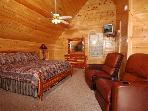 Redneck Ritz, Bedroom