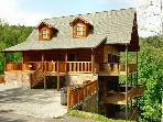 Luxury Cabin Resort, Gatlinburg,TN