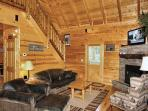 Smoky Mountain Rental Cabin