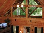 Smoky Mountain Cabin with Internet