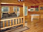 Secluded Pigeon Forge Cabin Rental