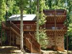 Pigeon Forge Gatlinburg Cabin Rental
