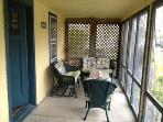 Front Screened Porch (Seating)