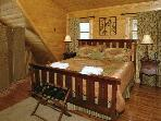 Hidden Romance #1404- Bedroom in the Loft