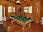 Hidden Romance #1404- Pool Table