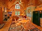 Tonto's Tee Pee #123- Fully Equipped Kitchen