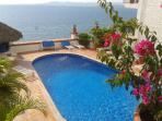 Pool-ocean view