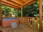 Pine Cove Hideaway #1816- Hot Tub