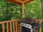 Pine Cove Hideaway #1816- Gas Grill