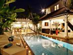 3 BR Lux Pool Villa Ocean Star 1 Oberoi 100m beach