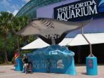 The Florida Aquarium in Tampa, FL