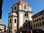 CAPPELLE MEDICEE  Apartment in Florence