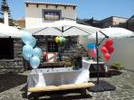 Plus 150,00€ we organize you a birthday party!