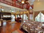 Loft Above Master Suite