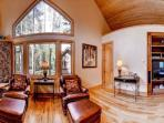 Hickory & Stone Lodge Living Area Breckenridge Lodging