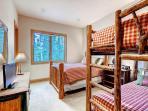 Hickory & Stone Lodge Bedroom Breckenridge Lodging