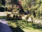 Coriman I Garden & car entry