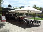 Alameda Park café